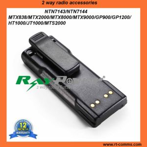 Ht1000 Radio Battery Nntn7143/Nntn7144 for Motorola Ht1000/Gp900/Jt1000/Mts2000 pictures & photos