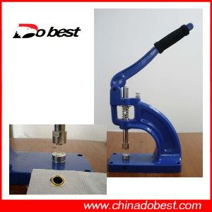 Eyelet Grommet Press Punching Machine pictures & photos