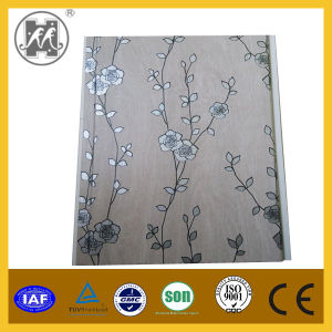 New Design Flower Laminated PVC Panel pictures & photos