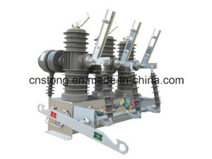 Stong Zw43-12 Type Outdoor Hv Permanent Magnet Vacuum Circuit Breaker Switch pictures & photos