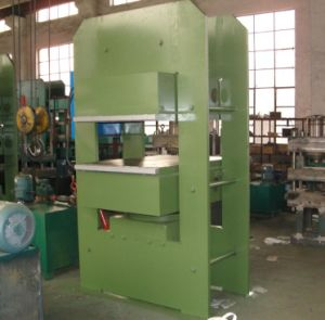 Vulcanizing Press Vulcanizer Hydraulic Machine pictures & photos