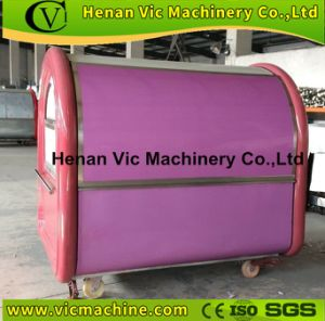 China Towable Food Trailer for Sale pictures & photos