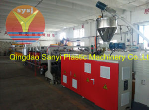 Water Proof PVC Board Production Line/Extruder Machine pictures & photos