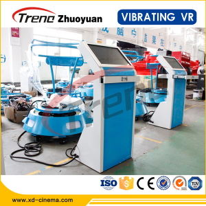 Amusement Rides Interactive Movies Standing 9d Vr Cinema Vibrating 9d Vr Cinema Equipment Virtual pictures & photos