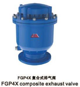 Composite Exhaust Valve (FGP4X)