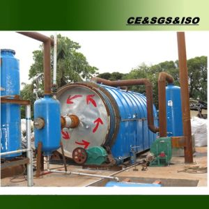 Tire Oil Production Tire Recycling