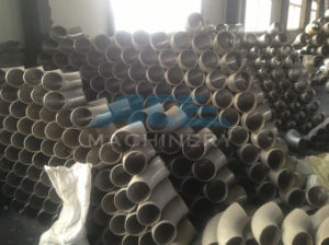 Stainless Steel Sanitary Clamped End 90d Bend Pipe Fitting (ACE-PJ-R5) pictures & photos