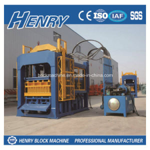 Fully Automatic Concrete Brick Making Machine for Cheap Price pictures & photos