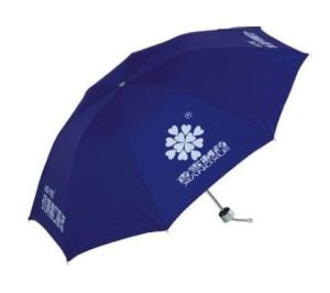 3 Section Promotional Folding Umbrella (BR-FU-35) pictures & photos