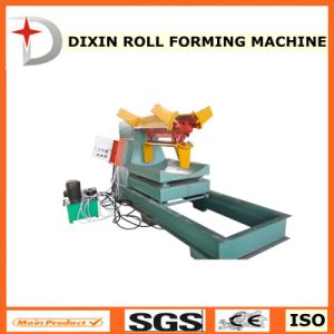 Metal Hydraulic Decoiler for Sheet Metal pictures & photos