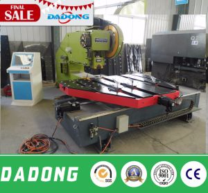CNC Auto Feeding Punching Machine for Sheet Metal Processing pictures & photos