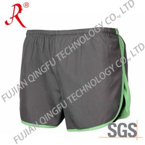 Gray Color New Women′s Sport Pants (QFS-4097) pictures & photos