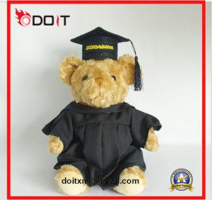 White Plush Stuffed Graduation Bear Graduation Teddy Bear pictures & photos