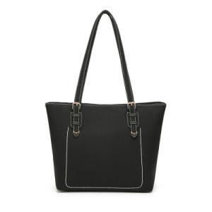Leather Set Bag Big Shopping Bag Women Handbag