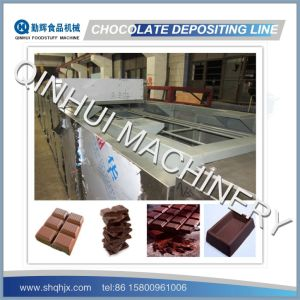 PLC Control&Full Automatic Chocolate Forming Machine pictures & photos