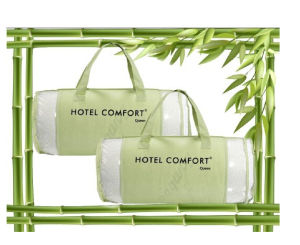 Home, Hotel, Bedding, Gift Use Decorative Bamboo Pillow pictures & photos