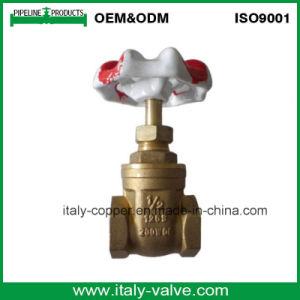 OEM&ODM 200wog Forging Brass Gate Valve (AV4059) pictures & photos