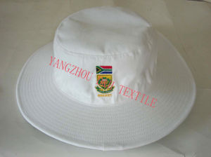 Washed White Cotton Sun Hat/Leisure Hat Dh-Lh7632 pictures & photos