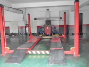 Ce Standard 4t Hydraulic Four Post Car Lift pictures & photos