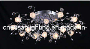 Modern Halogen LED Ceiling Light (MX9213/16)