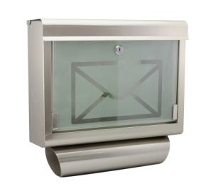 Stainless Steel Mailbox Letterbox Post Box pictures & photos