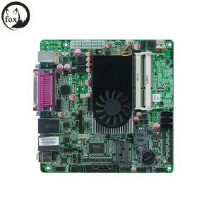 Mini-Itx Motherboard with 1037u 1.80g, Lvds, 2 LAN, 8 USB, 10 COM, 3*SATA 2 pictures & photos