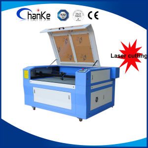 Plastic Plexiglass Wood Engraving CO2 Laser Engraver Cutter pictures & photos