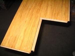 Click Strand Woven Bamboo Flooring pictures & photos