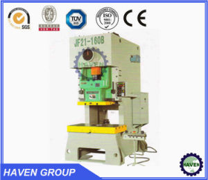 JL21 Series Open Back Fixed Table Press of Adjustable Stroke pictures & photos