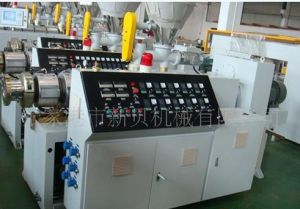 XB55/113 Conical Twin-Screw Extruder