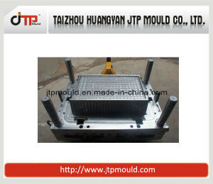 China High Quality Plastic Injection Crate Mould pictures & photos