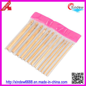 Bamboo Crochet Hook Knitting Needle pictures & photos