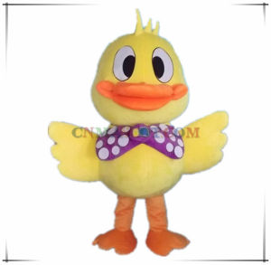 So Cute Infant Yellow Duck Mascot Costume pictures & photos