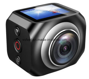 Vr WiFi Connection Video Camera 360 Degree Supplier pictures & photos