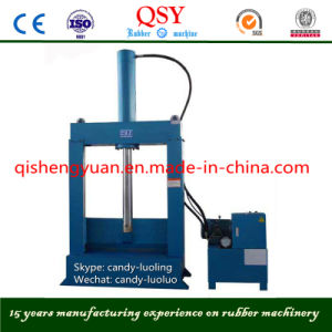 Rubber Cutter Tyre Recycling Machine Big Tire Cutting Machine pictures & photos