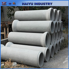 Drip Irrigation Suspension Roller Concrete Pipe Making Machine pictures & photos