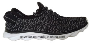 Men Flyknit Woven Comfort Casual Shoes (816-6936) pictures & photos