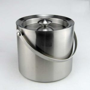 Wine Cooler, Stainless Steel Ice Bucket, Ice Container pictures & photos