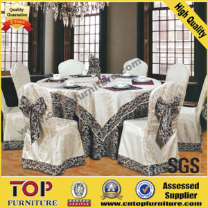 Classy Polyester Banquet Chair Covers pictures & photos