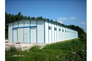 Mobile Modular Prefabricated Steel Structure House pictures & photos