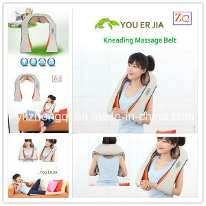 Brown Massager Shoulder, Neck Heating Hand Rubbing pictures & photos