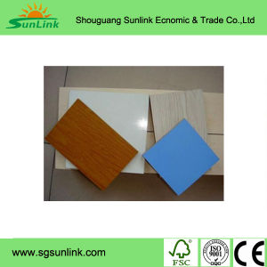 18mm Melamine Laminated Board for MDF Wall Panel pictures & photos