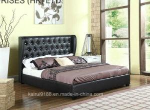 Modern PVC Home Hotel Children Bedroom Livingroom Black Furniture