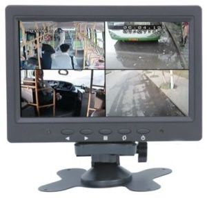 7 Inch Industrial CCTV Monitor/Security LCD Monitor BNC Input pictures & photos