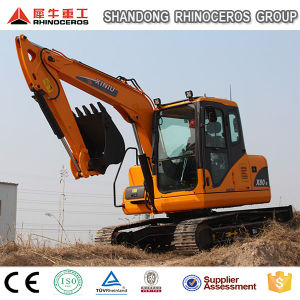 8ton Track Excavator, Hot Sale Track Excavator with Best Price Best Quality pictures & photos