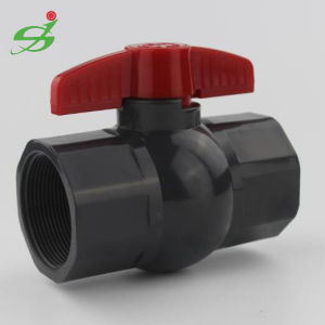 "High Quality UPVC Ball Valve 1/2""-4"" pictures & photos"