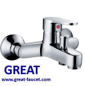 High Quality Bathroom Bathtub Faucet (GL6403A64) pictures & photos
