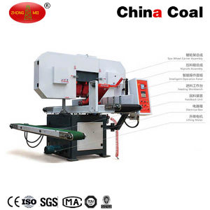 Automatic Wood Cutting Band Saw Machine pictures & photos