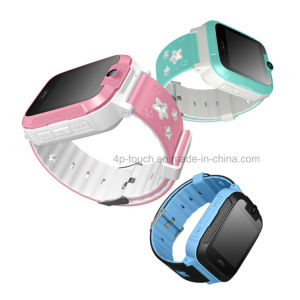 3G WCDMA WiFi Kids GPS Tracker Warch with Camera (Y20) pictures & photos