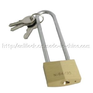 Thick Brass Padlock (AL406) pictures & photos